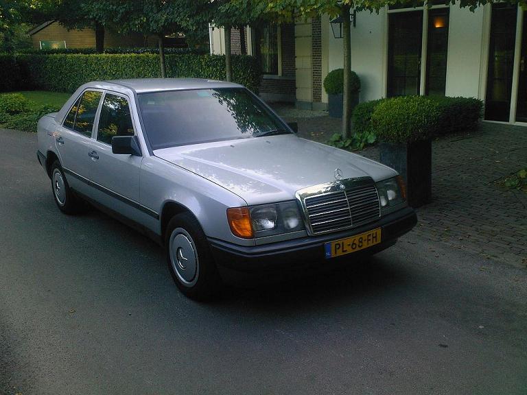 W124 1986
